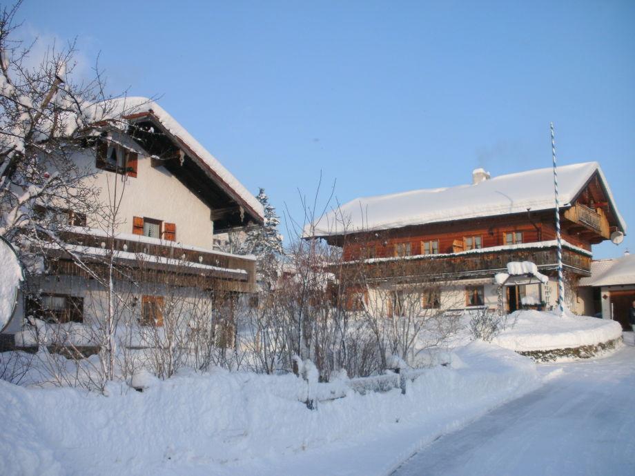 Haus Breitenstein und Haus Wendelstein