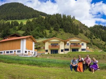 Marienberg auf dem Bauernhof Sockhof
