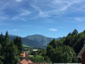 Chalet Bergsuite Oberstaufen