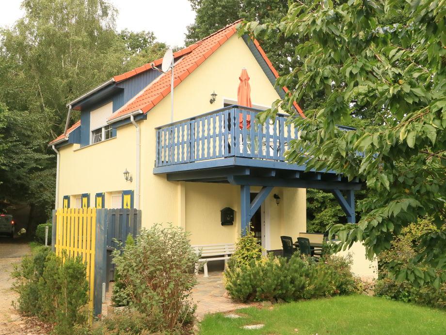 Ferienhaus Maja in Schwarz - Aussenansicht