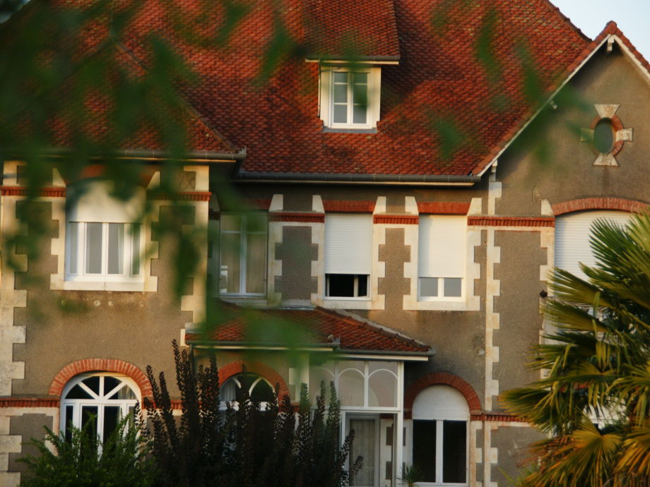 Außenaufnahme La Villa Russe