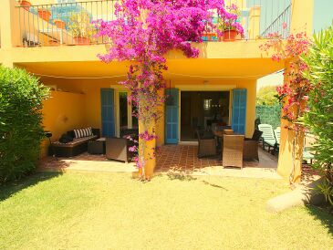 Gartenapartment Cala Mandia
