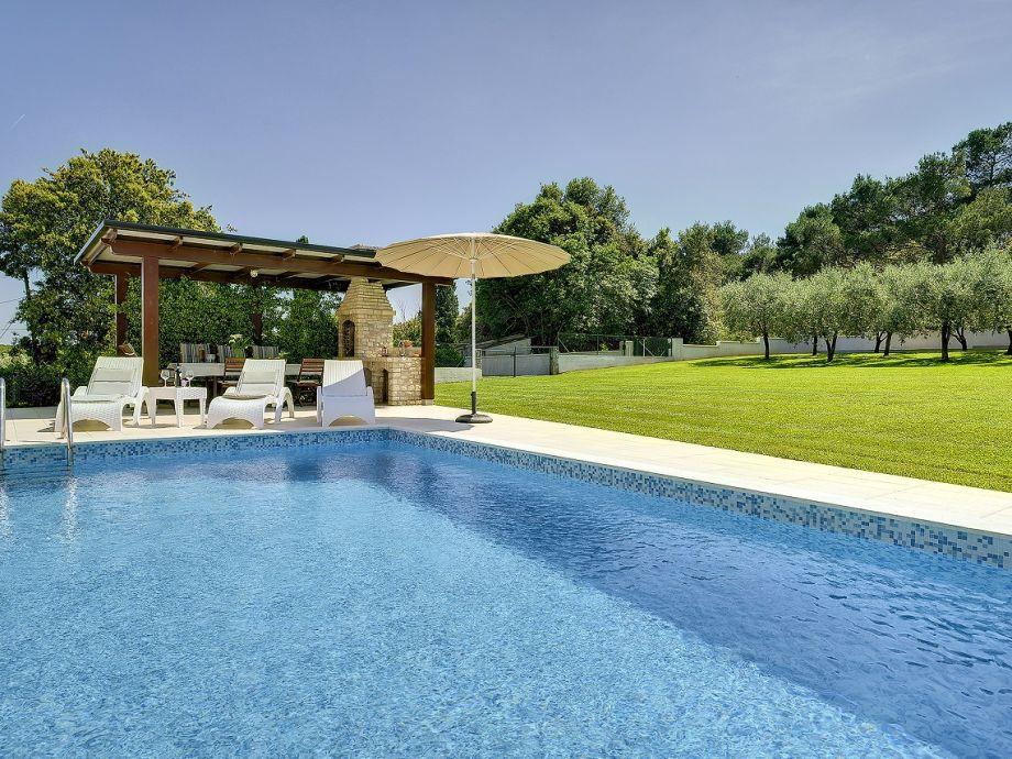 Der schöne Pool
