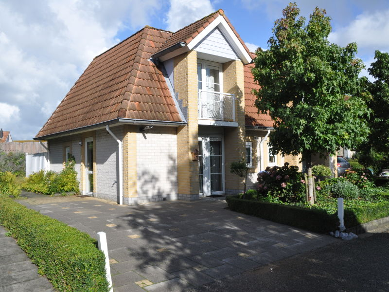 Villa Zeeduin im Ferienpark de Banjaard