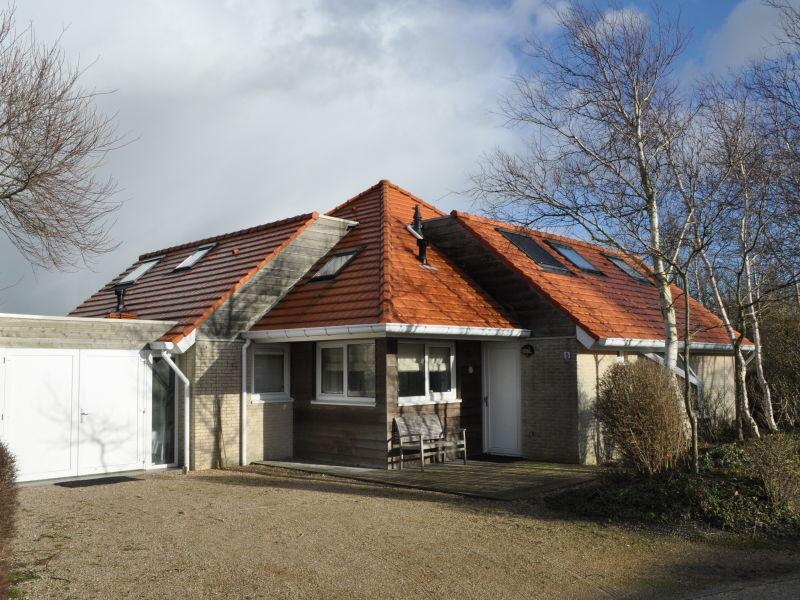 Ferienhaus Stormvogel im Ferienpark Het Kustlict