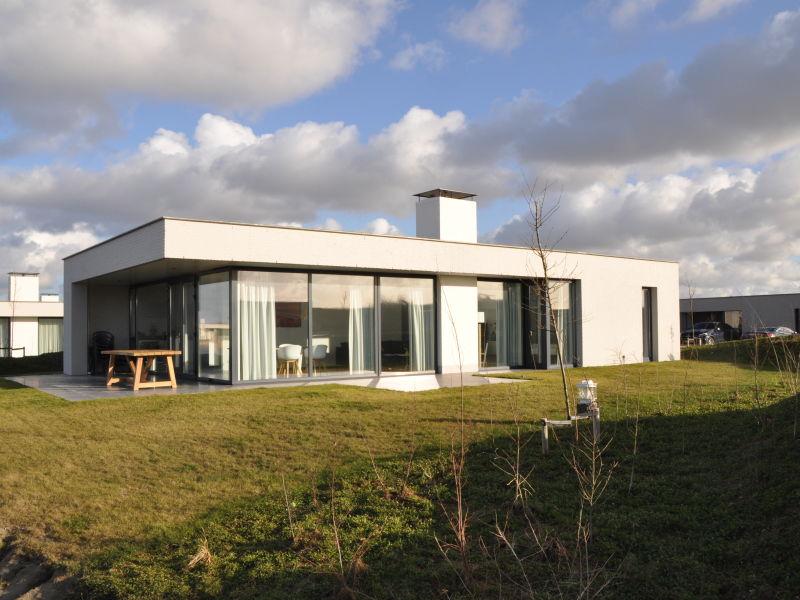 Ferienhaus Designvilla Zand im Ferienpark De Groote Duynen
