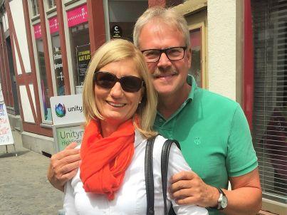 Ihr Gastgeber Anja und Thomas Brinkmann