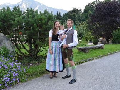 Ihr Gastgeber Hubert Fuchs