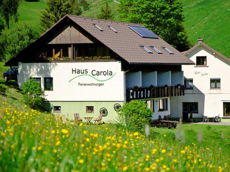 Ferienwohnung Haus Carola Panorama
