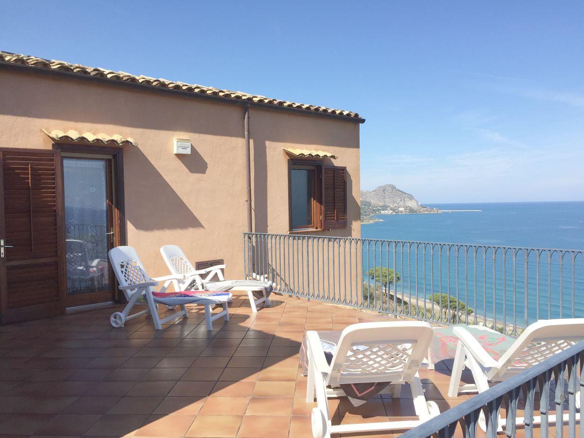 Holiday house Terrazza Anna, Cefalù, Palermo - Firma Sicily Rental ...