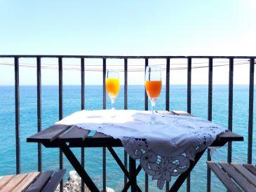 Ferienwohnung Balcone Sul Mare