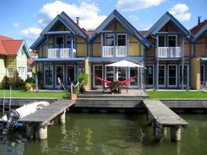 Ferienhaus Inselhaus Rheinsberg