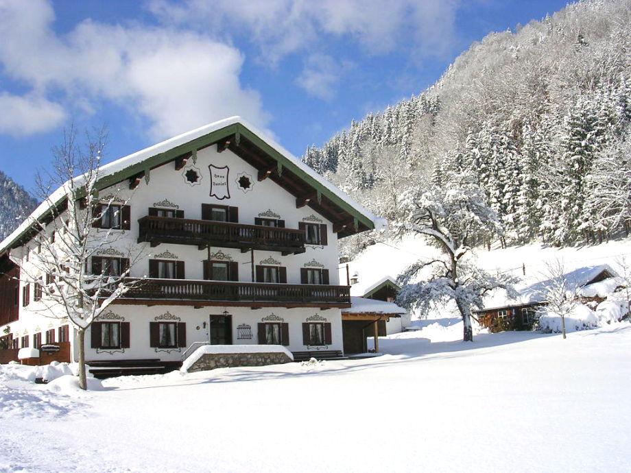 Haus Daniel winter