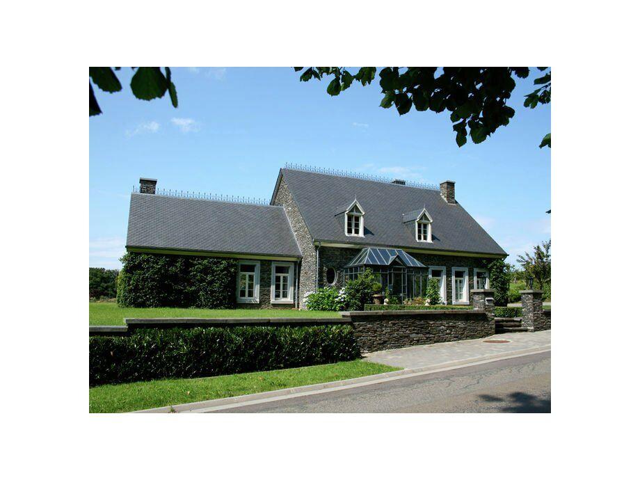 Außenaufnahme Le Cottage de Paliseul