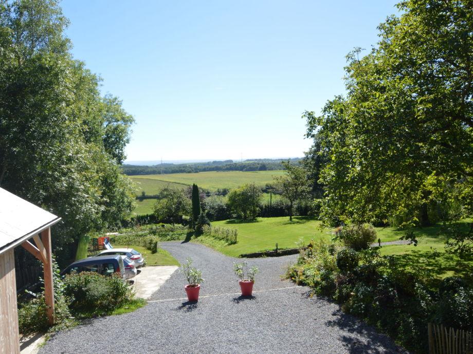 Außenaufnahme La Grange d'Ychippe