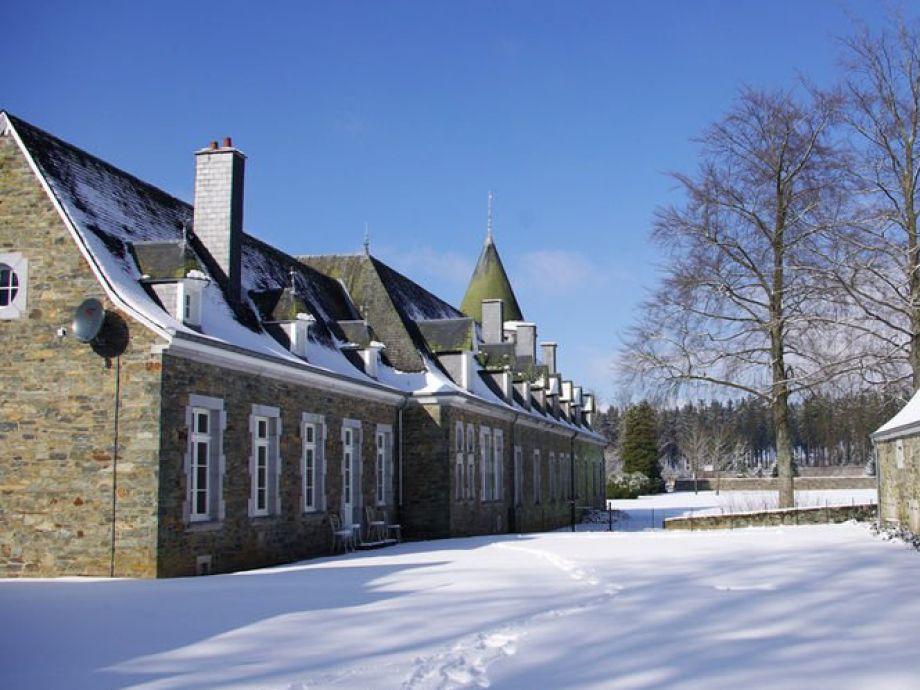 Außenaufnahme Le Hameau du Château