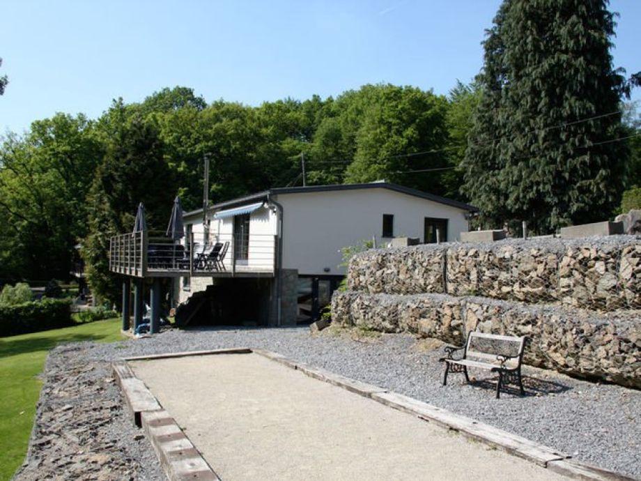 Außenaufnahme Le Petit Ruisseau