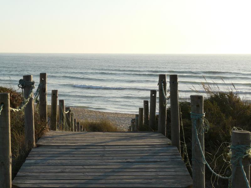 Ferienwohnung da Silva am Atlantik in Vila Praia de Ancora