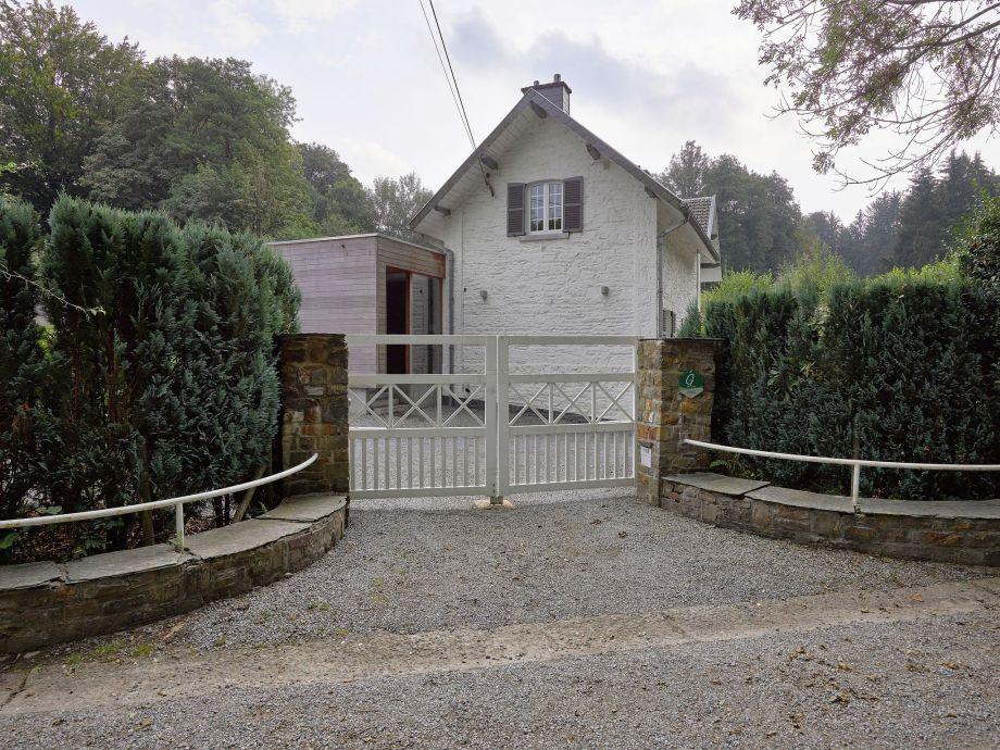 Außenaufnahme Villa White