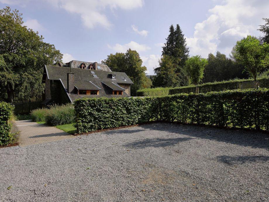 Außenaufnahme Villa Zen