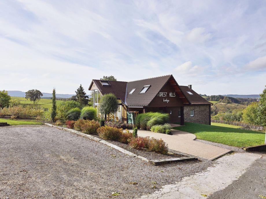 Außenaufnahme The Wood-Stone Cottage