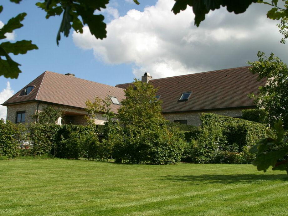 Außenaufnahme Landhuis de Vlaamse Heuvels