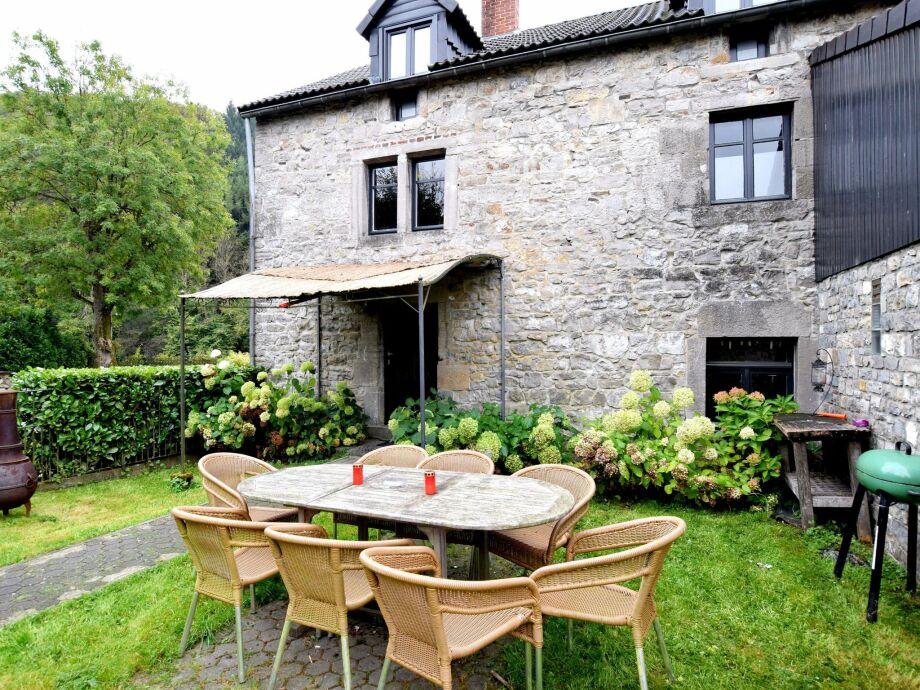 Außenaufnahme La Maison à l'Ourthe
