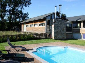 Ferienhaus Les Pierres du Lac