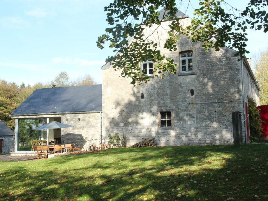 Außenaufnahme Le Vieux Tilleul du Château