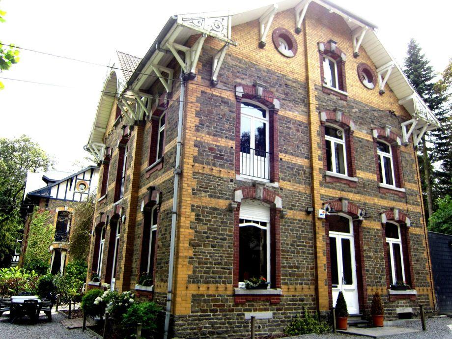 Außenaufnahme Villa Lilia