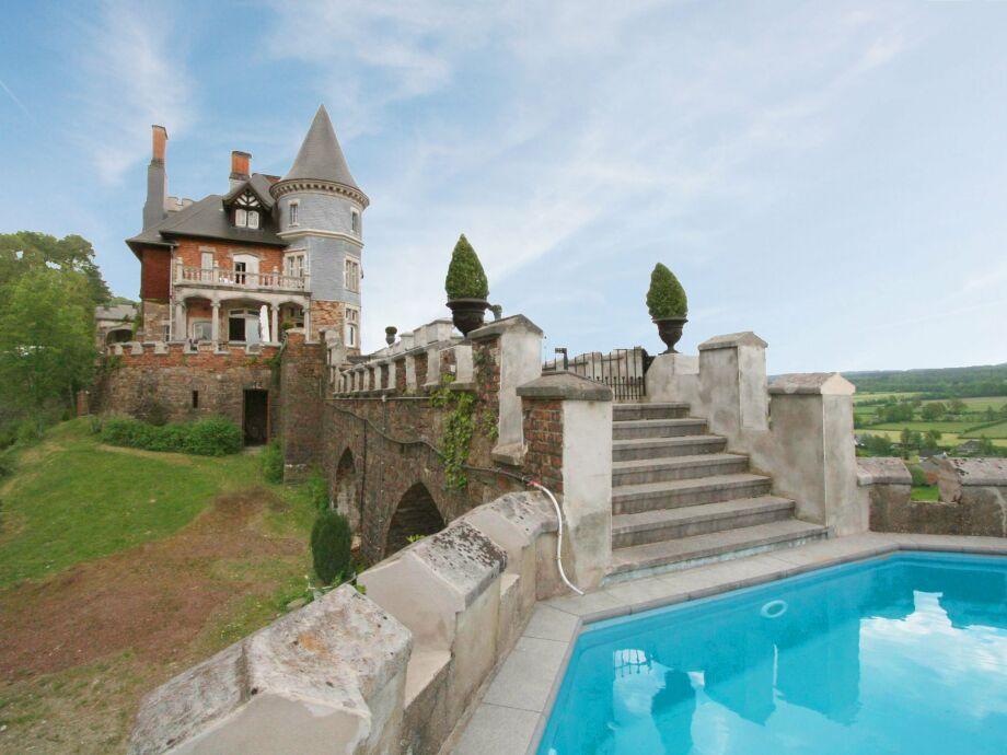 Außenaufnahme Le Chateau de Balmoral
