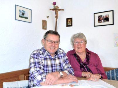 Ihr Gastgeber Martin und Hannelore Riesemann