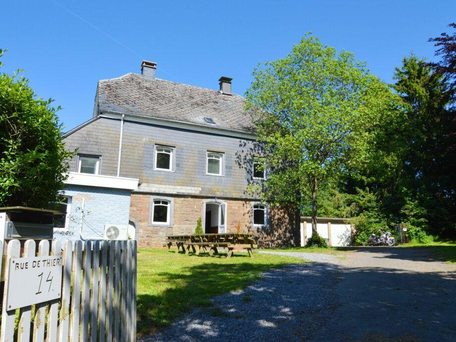 Außenaufnahme La maison de la Warche