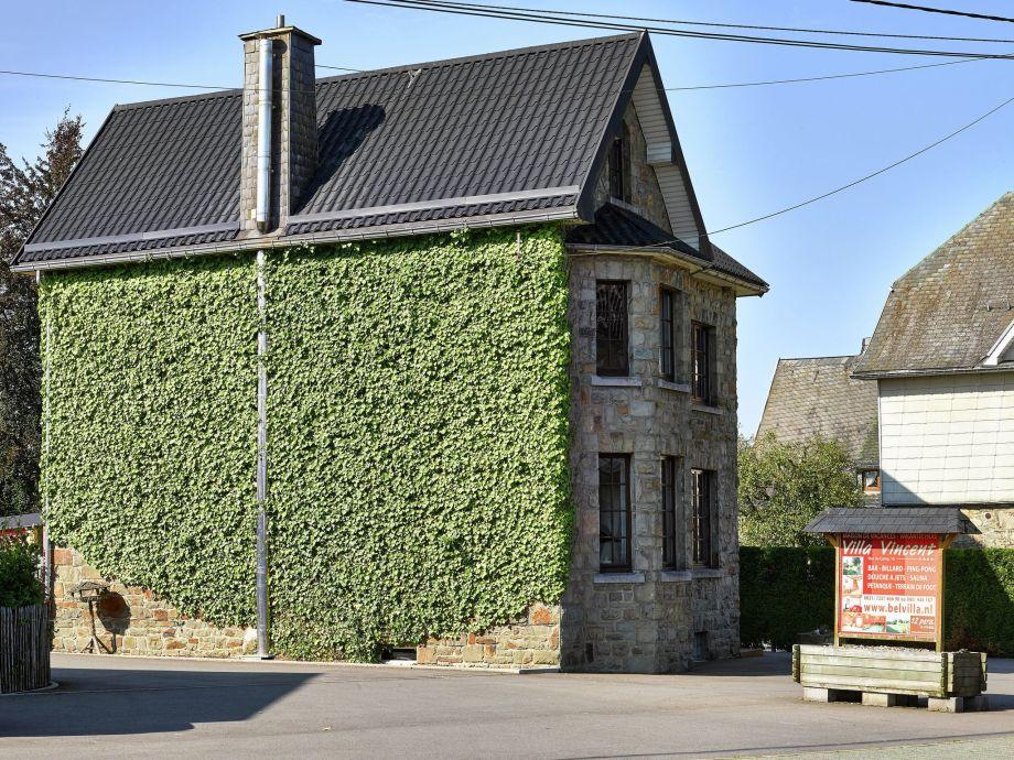 Außenaufnahme Villa Vincent