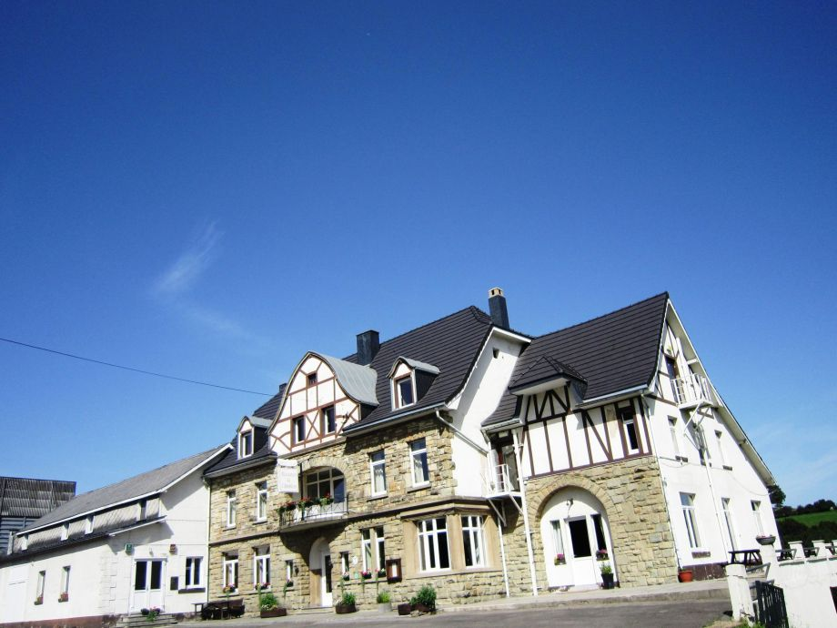 Außenaufnahme Résidence de l'Amblève