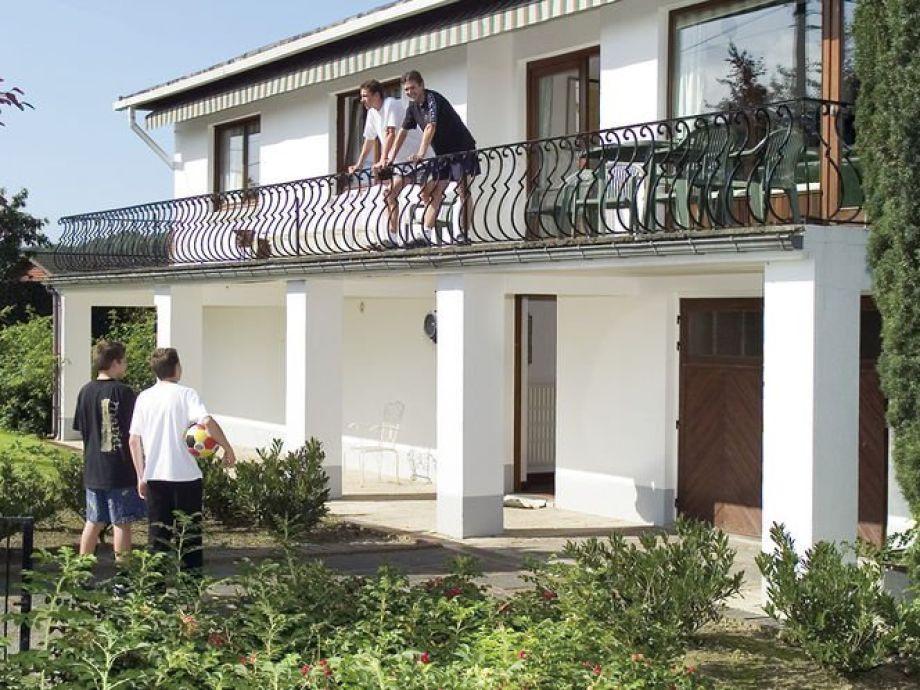 Außenaufnahme Residence Thier Antoine