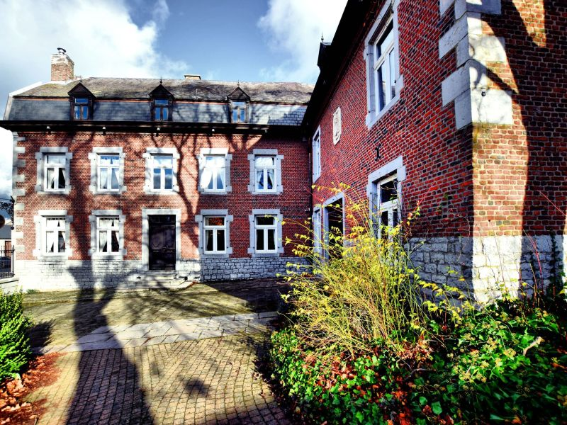 Landhaus Chateau-ferme Delhaise