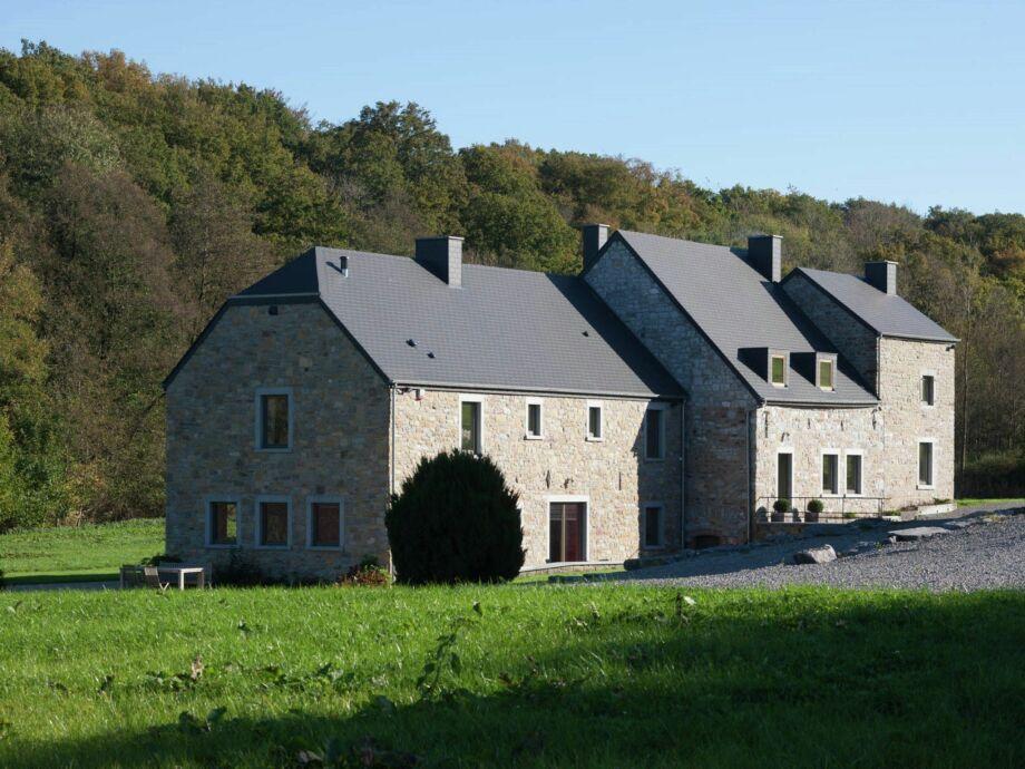 Außenaufnahme Le Moulin de Vaulx 14p