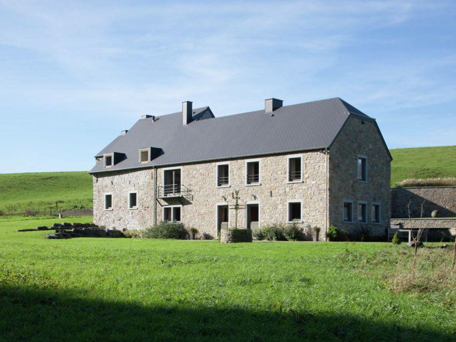 Außenaufnahme Le Moulin de Vaulx
