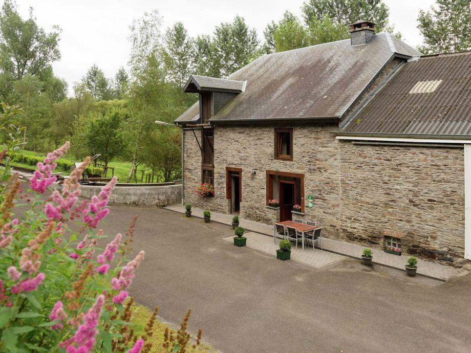 Außenaufnahme Moulin de Vellereux