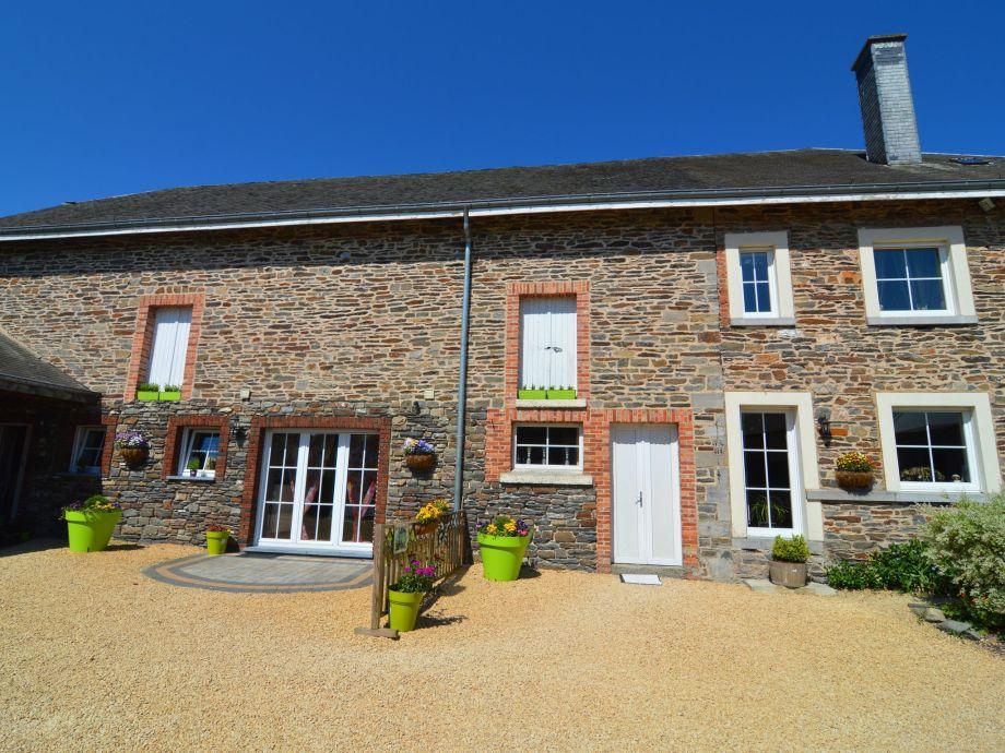 Außenaufnahme Gîte du Rancourt 1