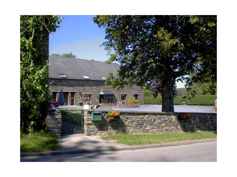 Bauernhof La Blanche Vignerie