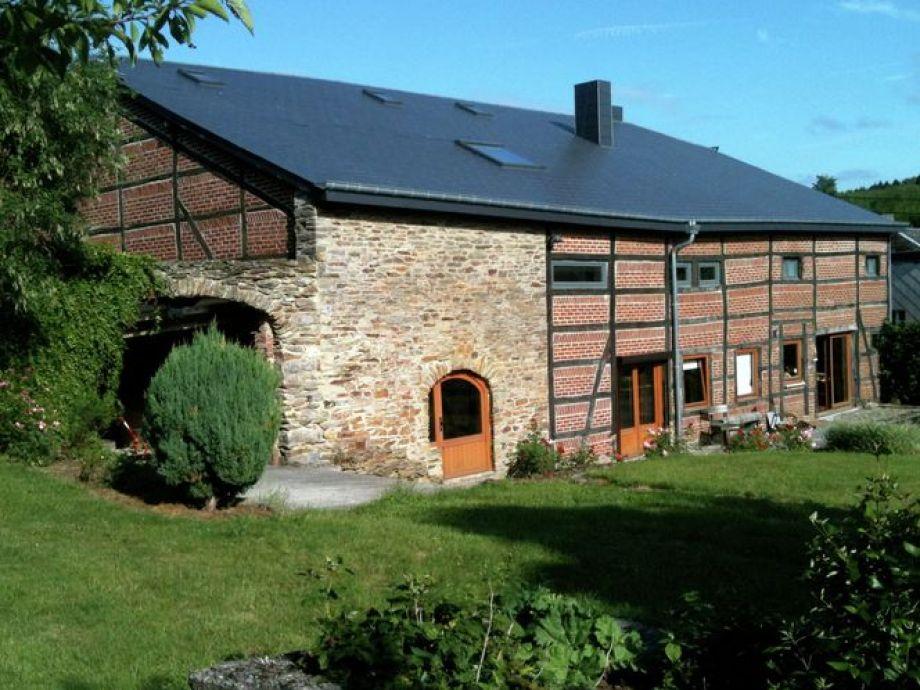 Außenaufnahme Cottage Dream