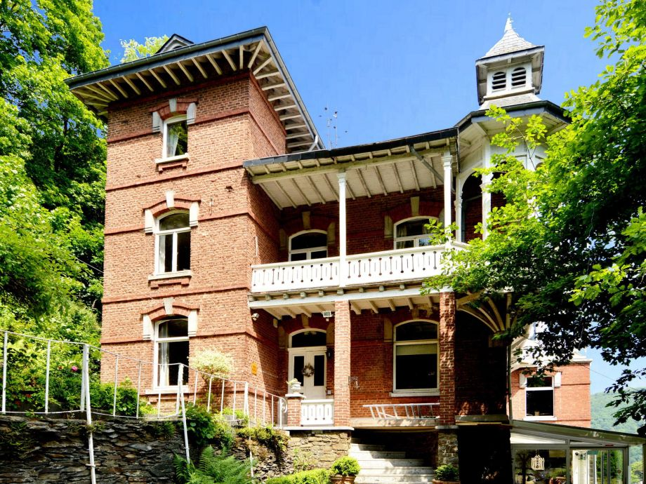 Außenaufnahme Château Constance