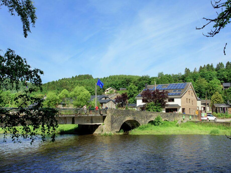 Außenaufnahme Le Relais du Moulin