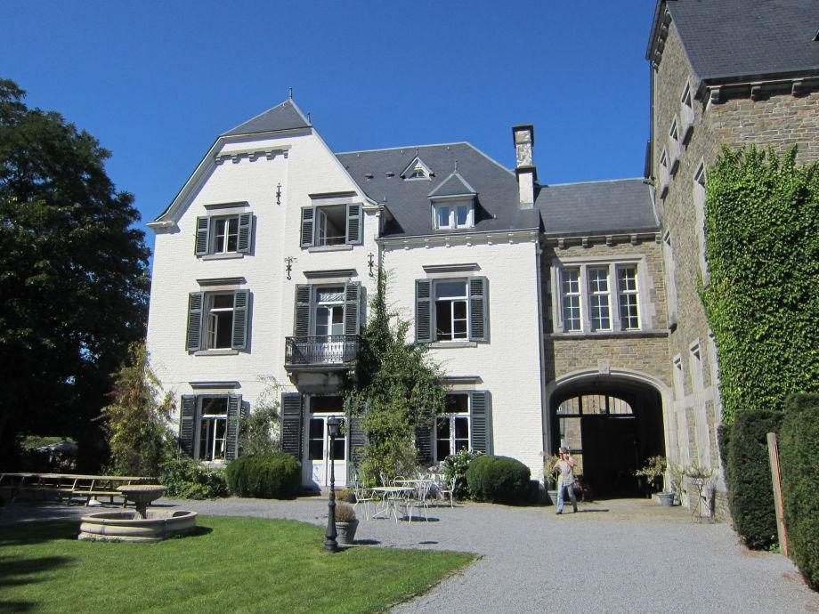 Außenaufnahme Petit Chateau de Blier