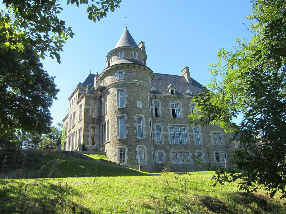 Außenaufnahme Grand Chateau de Blier