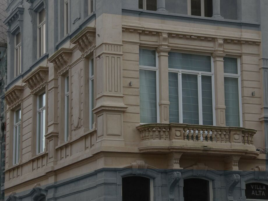 Außenaufnahme Villa Alta