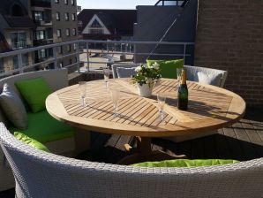 Ferienwohnung Penthouse Margaux
