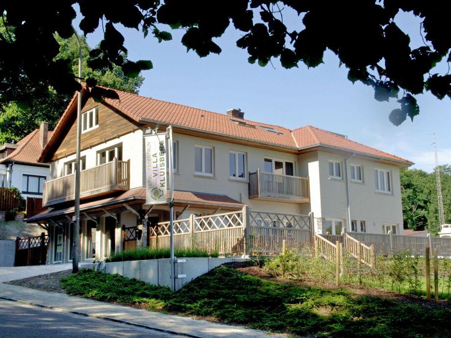 Außenaufnahme Villa Kluisberg
